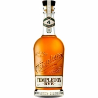 Templeton 4 Year Old The Good Stuff Rye Whiskey 750ml