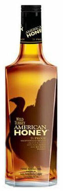 Wild Turkey Honey Liqueur 750ml Rated 89
