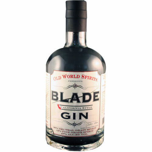 Blade California Style Gin 750ml