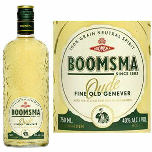 Boomsma Genever Oude Holland 750ml Rated 92