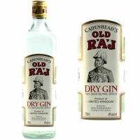 Cadenhead's Old Raj Dry Gin 750ml Rated 89WE