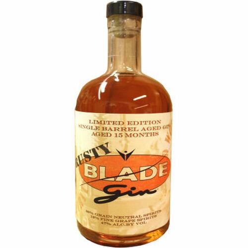 Rusty Blade Barrel Aged Gin 750ml
