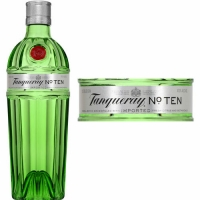 Tanqueray No. Ten London Gin 750ml Rated 98