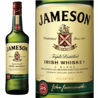 Jameson Blended Irish Whiskey 750ml Rated 91WE