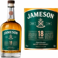Jameson 18 Year Old Irish Whiskey 750ml