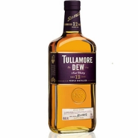 Tullamore Dew 12 Year Old Irish Whiskey 750ml