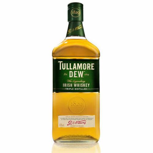Tullamore Dew Blended Irish Whiskey 750ml Rated 87WE