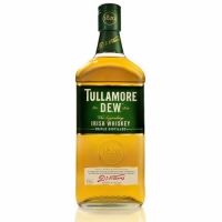 Tullamore Dew Blended Irish Whiskey 750ml Rated 87WE