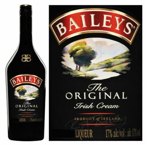 Baileys The Original Irish Creme Liqueur 1L Rated 92