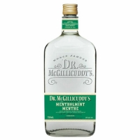 Dr. McGillicuddy's Mentholmint Liqueur 750ml