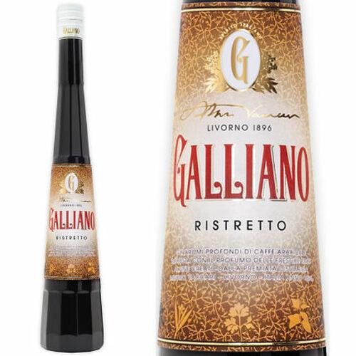 Galliano Ristretto Espresso Italian Liqueur 375ml