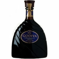 Godiva Dark Chocolate Liqueur 750ml