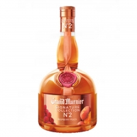 Grand Marnier Signature Collection No. 2 Raspberry Peach Liqueur 750ml