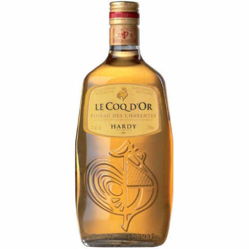 Hardy Coq d'Or Le Pineau des Charentes Blanc Liqueur 750ml