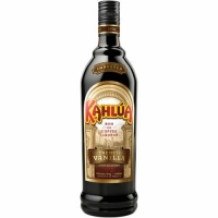 Kahlua French Vanilla Liqueur 750ml