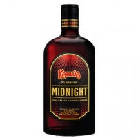 Kahlua Midnight Rum with Black Coffee Liqueur 750ml