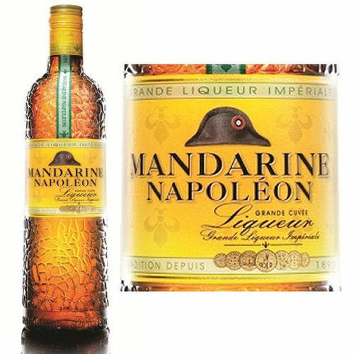 Mandarine Napoleon Grande Cuvee Orange Liqueur 750ml