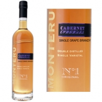 Monteru Single Grape Cabernet Brandy 750ml