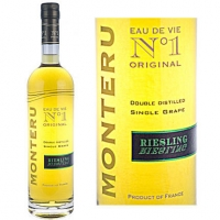 Monteru Single Grape Riesling Brandy 750ml