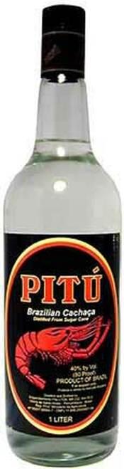 Pitu' Cachaca Brazil 1L Rated 89