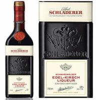 Schladerer Schwarzwalder Edelkirsch Black Forest Cherry Liqueur 750ml