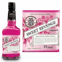 Sweet Revenge Wild Strawberry Sour Mash Liqueur 750ml