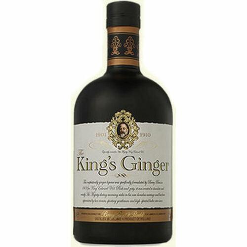 The Kings Ginger Liqueur 750ml