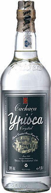 Ypioca Cachaca Crystal Brazil 1L Rated 87BTI