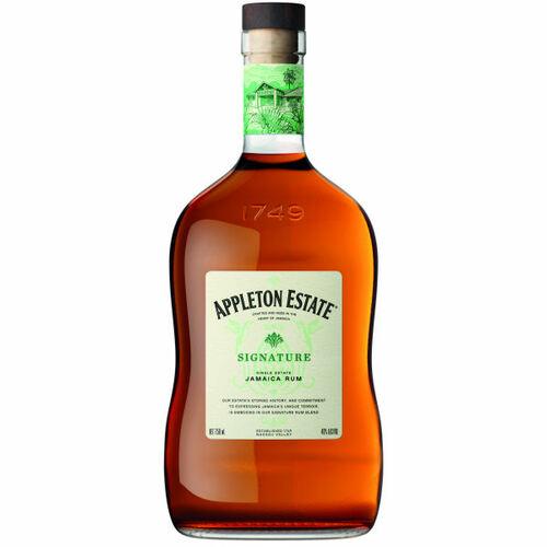 Appleton Estate Signature Single Estate Jamaica Rum 750ml
