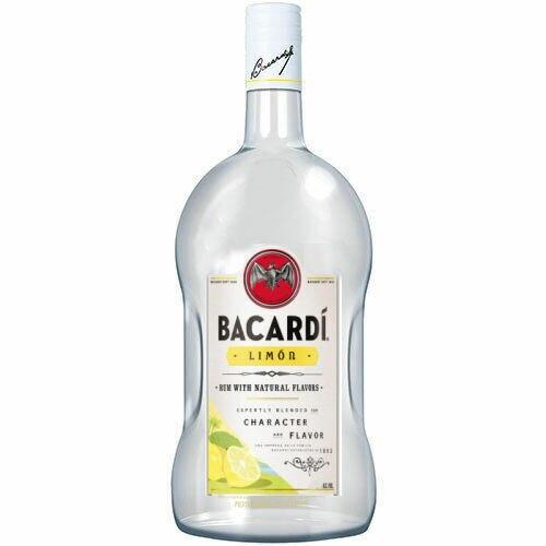 Bacardi Limon Rum 1.75L