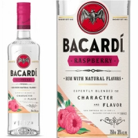 Bacardi Raspberry Rum 750ml