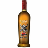 Calico Jack Cherry Spiced Rum 750ml