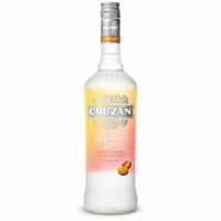 Cruzan Mango Rum 750ml Rated 90-95 BEST BUY