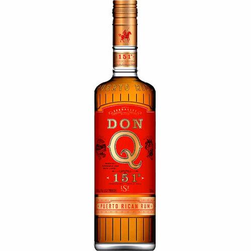 Don Q Gran Anejo Puerto Rican Rum 750ml