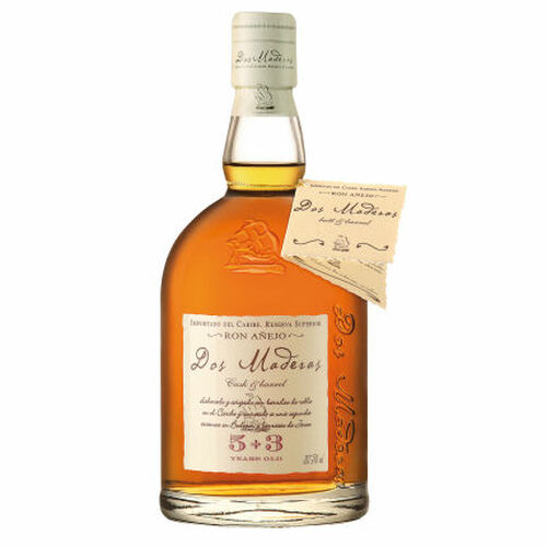 Dos Maderas 5+3 Double Aged Rum 750ML