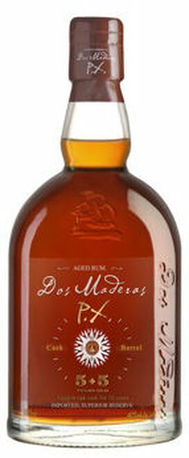 Dos Maderas PX 5+5 Double Aged Rum 750ML