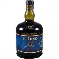 El Dorado 21 Year Old Guyana Rum 750ml