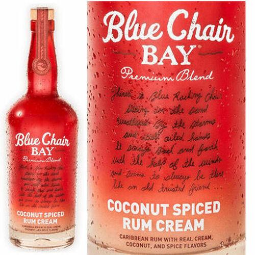 Kenny Chesney Blue Chair Bay Coconut Spiced Rum Cream 750ml