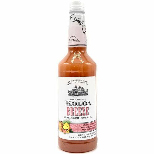 Koloa Hawaiian Breeze Rum Punch 1L