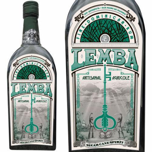 Lemba Artisanal Agricole Dominican Rum 750ml