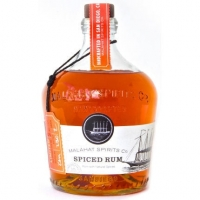 Malahat Spirits Spiced Rum 750ml
