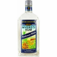 Myers's Platinum White Rum Jamaica 750ml