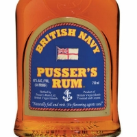 Pusser's Dark Guyana Rum 750ml