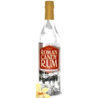 Roman Candy Vanilla Flavored Rum 750ml