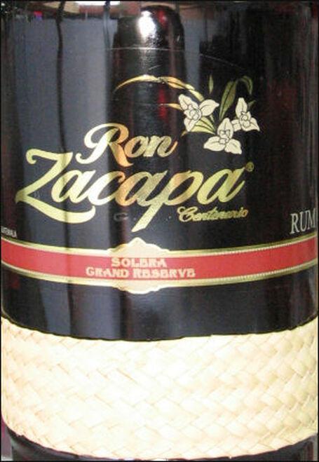 Ron Zacapa Centenario 23 Rum 750ml