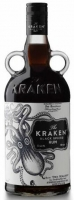 The Kraken Black Spiced Caribbean Rum 750ML