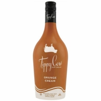 Tippy Cow Orange Rum Cream 750ml