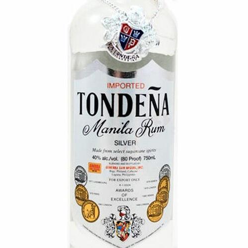 Tondena Manila Silver Rum 750ml