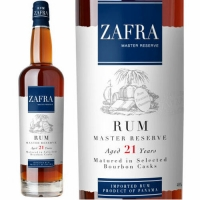 Zafra Master's Reserve 21 Year Old Panama Rum 750ml