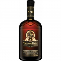 Bunnahabhain 18 Year Old Islay Single Malt Scotch 750ml